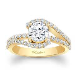 gold engagement rings for yellow gold engagement ring ipunya