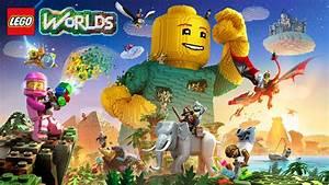 LEGO Worlds For Nintendo Switch Nintendo Game Details