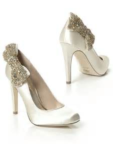 jeweled wedding shoes wedding shoes from dessy iris