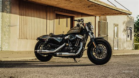 Harley Davidson Forty Eight Backgrounds by Motorcycles Desktop Wallpapers Harley Davidson Sportster
