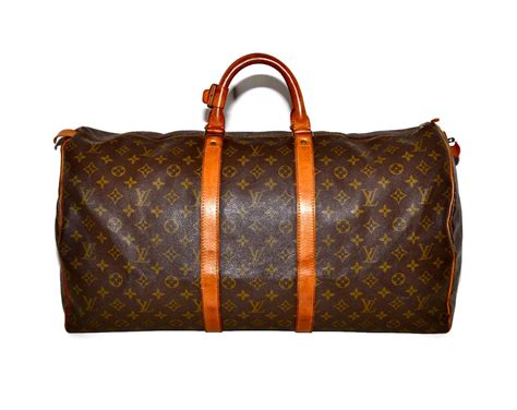 louis vuitton keepall  duffle bag large size lv monogram