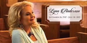 Morre cantora de country americano Lynn Anderson aos 67 ...