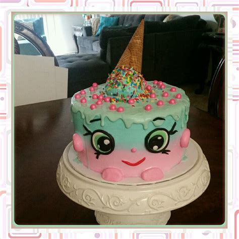 shopkins cake baby girl pinterest shopkins cake