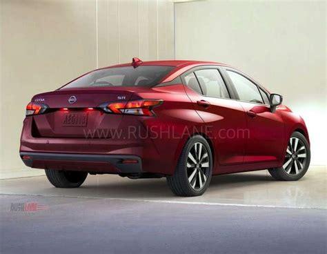 nissan sunny sedan debuts india launch  year