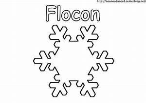 Flocon De Neige En Papier Facile Maternelle : coloriage noel flocons ~ Melissatoandfro.com Idées de Décoration