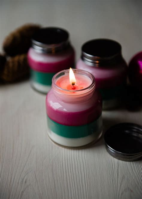 20 diy candle projects that are beautiful and decorative