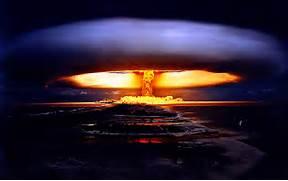 Bombs atomic explosion...Uranium Atom