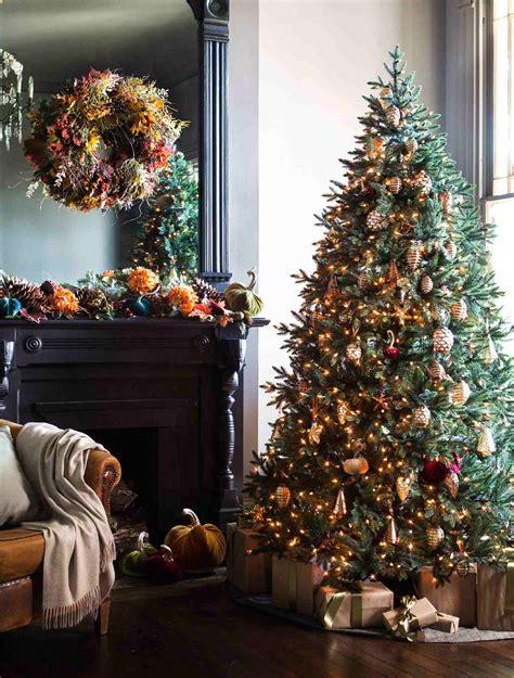 colorado mountain spruce christmas tree decorating ideas