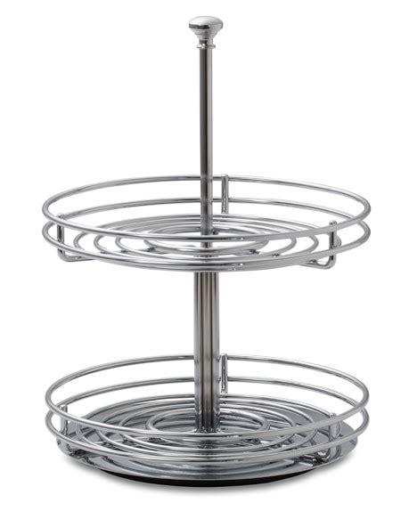 Two Tier Revolving Spice Rack by Two Tier Revolving Spice Rack Williams Sonoma