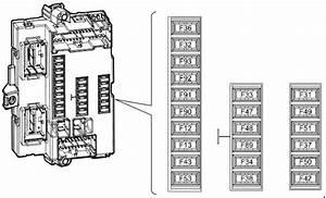 Iveco Daily  2011 - 2014  - Fuse Box Diagram