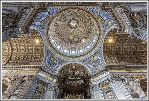altezza cupola di san pietro basilica di san pietro la cupola juzaphoto