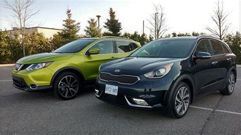 comparison review  test drive  kia niro