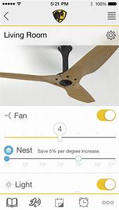Big Ass Fans Kentucky : this smart ceiling fan links with nest to make your ac fast company ~ Markanthonyermac.com Haus und Dekorationen