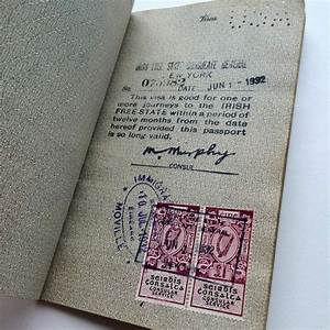 17 best images about passport documents on pinterest With documents irish passport