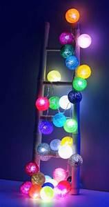 Guirlande Lumineuse Interieur : guirlandes lumineuse ~ Teatrodelosmanantiales.com Idées de Décoration