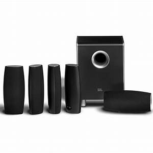 Jbl Cs6100bg Home Theater Speaker System