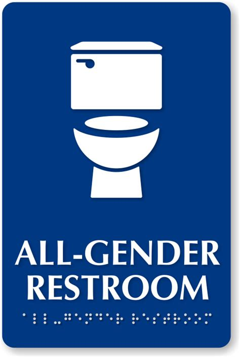 Gender Neutral Bathroom Signs by Gender Neutral Bathroom Signs Varsa