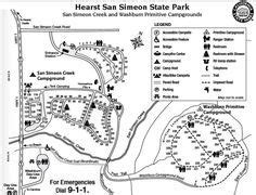 Image Result For Lopez Lake Campground Site Map  Nessie