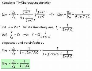 Rc Tiefpass Berechnen : aktive elektrische rc filter ~ Themetempest.com Abrechnung