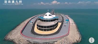 Bridge Kong Hong Macau Zhuhai Longest Sea
