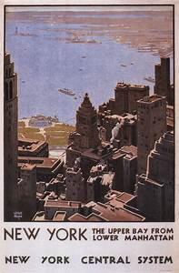 New York Poster : art artists vintage travel posters part 2 ~ Orissabook.com Haus und Dekorationen