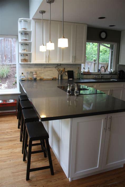 small kitchens with islands designs best 25 breakfast bar kitchen ideas on