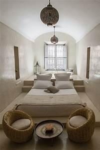 Suite Parentale Style Oriental Et Baignoire Derrire La