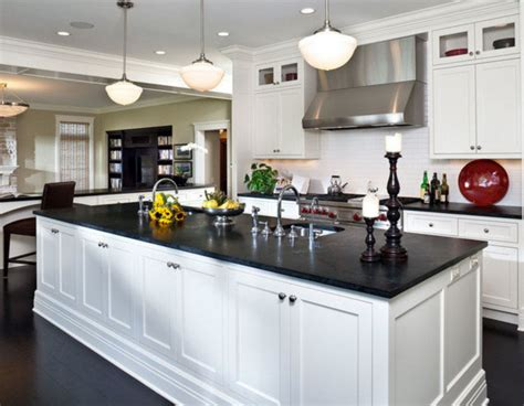 inspiring black quartz kitchen countertops ideas