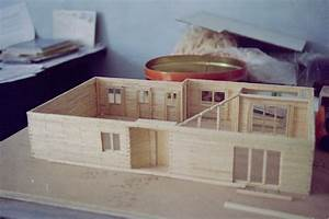 eric darrigrand maquettes en allumettes With maquette de maison facile a faire