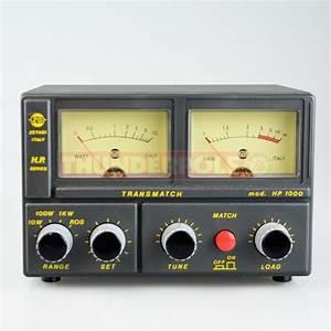 Zetagi Hp1000 Swr    Power    Matcher Meter