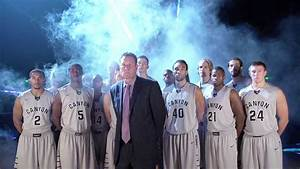 Grand Canyon University basketball promo w/ lasers - YouTube
