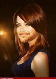 Famous Women Sprout Beards Part 2 48 Pics