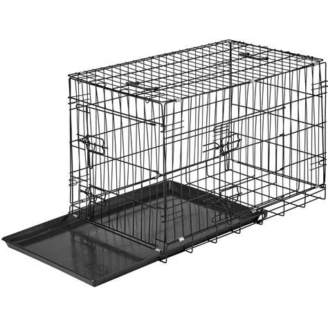 Hundebox Transportbox Hundekäfig Gitterbox Hund Welpe