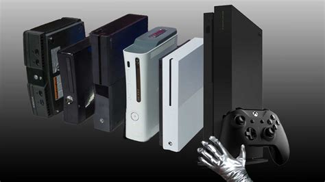 console xbox one how xbox one x compares to almost all other xbox consoles