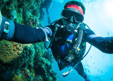 diving  gopro settings tips  gear
