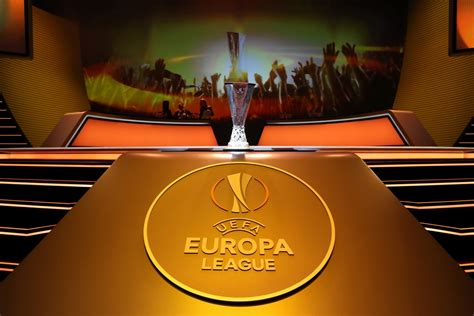 UEFA Europa League last 32 draw: Arsenal pitted against ...