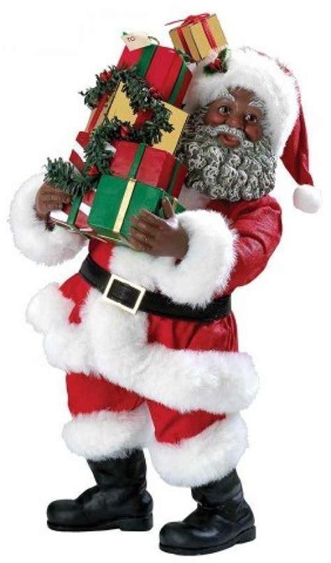 black santa claus images  pinterest african