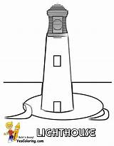 Coloring Cruise Ship Lighthouse Pages Yescoloring Colouring Sheets Light Spectacular Ships Disney Boat Printables sketch template