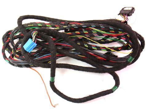 cd disc changer wiring harness   vw jetta golf gti