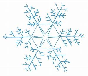 Vintage Clip Art - Pretty Snowflakes - The Graphics Fairy
