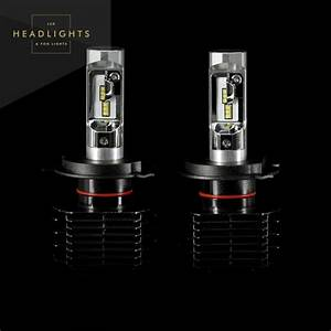 Gtr Lighting Ultra Series Led Headlight Bulbs - H4    9003 - 3rd Generation