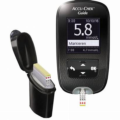 Accu Chek Guide Meter Kit Strips Aviva