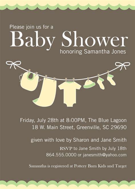 gender neutral baby shower invitations dolanpedia