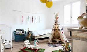 Tipi Chambre Garçon : d co chambre ethnique ~ Teatrodelosmanantiales.com Idées de Décoration