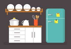 kitchen logo vector house furniture country bedroom