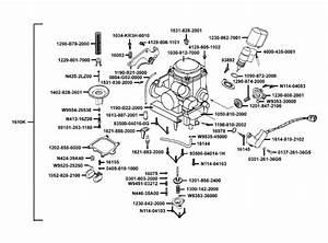 50cc Scooter Carb Hose Diagram