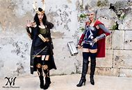 Loki and Thor Female Cosplay