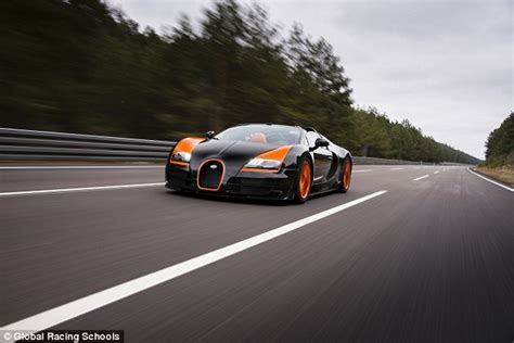 How Fast Does The Bugatti Veyron Sport Go by World S Most Expensive Driving Tour Puts You The
