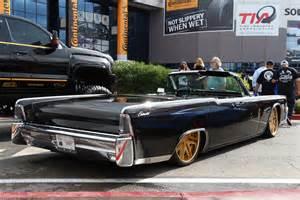 SEMA Show Lincoln Continental 2015