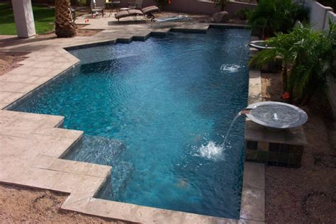 Swimming Pools With Water Features Photos  Pixelmaricom
